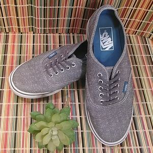 VANS SHOES WOMEN'S END MEN'S